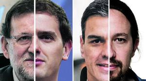 Podemos superaría al PSOE si se repitieran las elecciones, según el CIS