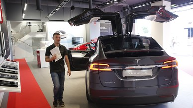 Tesla desembarca en L'Hospitalet