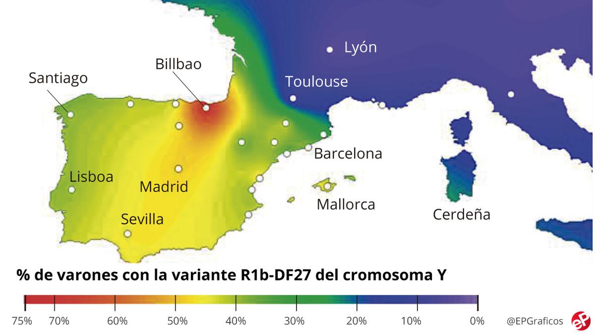 Mapa realizado por la UPF