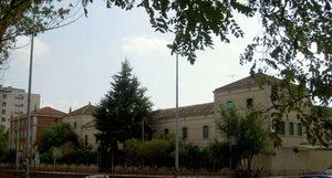 Cuartel de la Guardia Civil en Sabadell.
