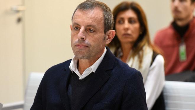 Sandro Rosell: No hubo comisiones, sólo una retribución a mi empresa.