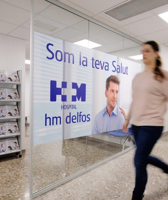Nuevo Servicio de Urgencias 24 horas de HM Delfos.