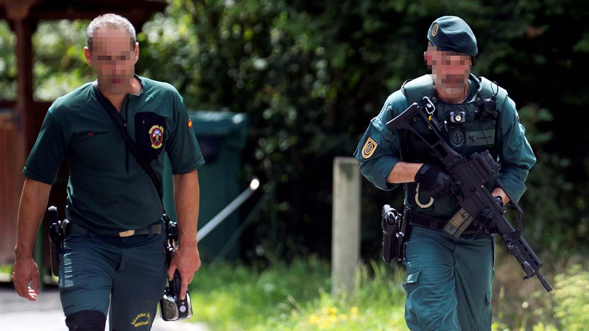 Detenido en Cantabria el fugado que disparó contra la GC