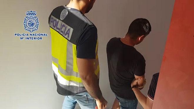 Detenido en Huelva un cibercriminal.