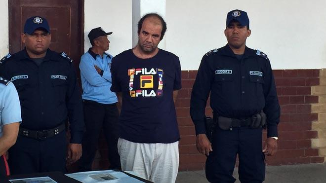 Detenido en Venezuela un cura de origen español por abusar de una menor. En la imagen, el sacerdoteIvan Merino Pedial.