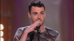 Duncan Laurence en 'The Voice of Holland'.
