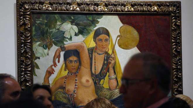 Un magnat alemany dona 11 quadros al Prado per agrair com el va rebre Espanya quan era jove