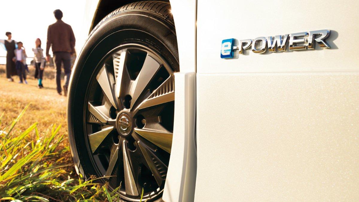 Nissan tecnología e-Power.