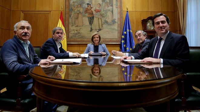 Espanya té el quart salari mínim més baix de la UE.