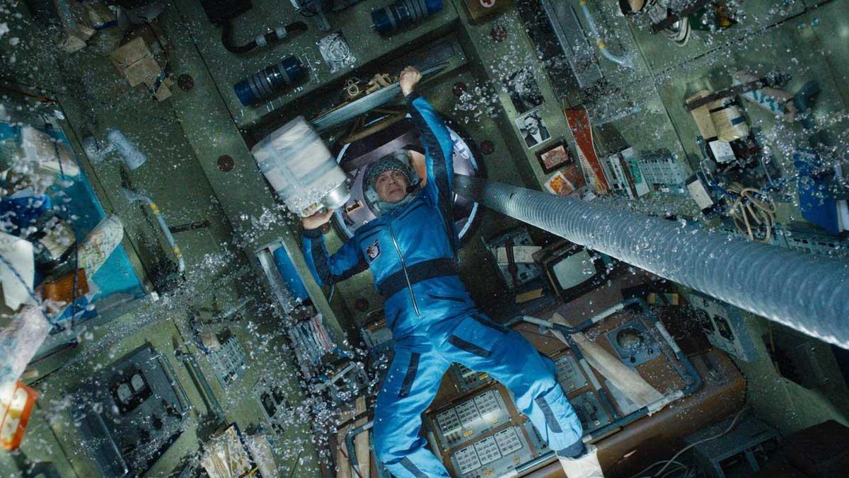 Tráiler de Salyut-7: héroes en el espacio (2017).