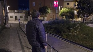 El extrabajador del metro de Barcelona, Juan Fernández.