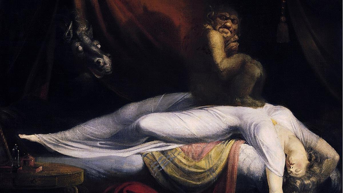 ¿Què és la paràlisi del son?
