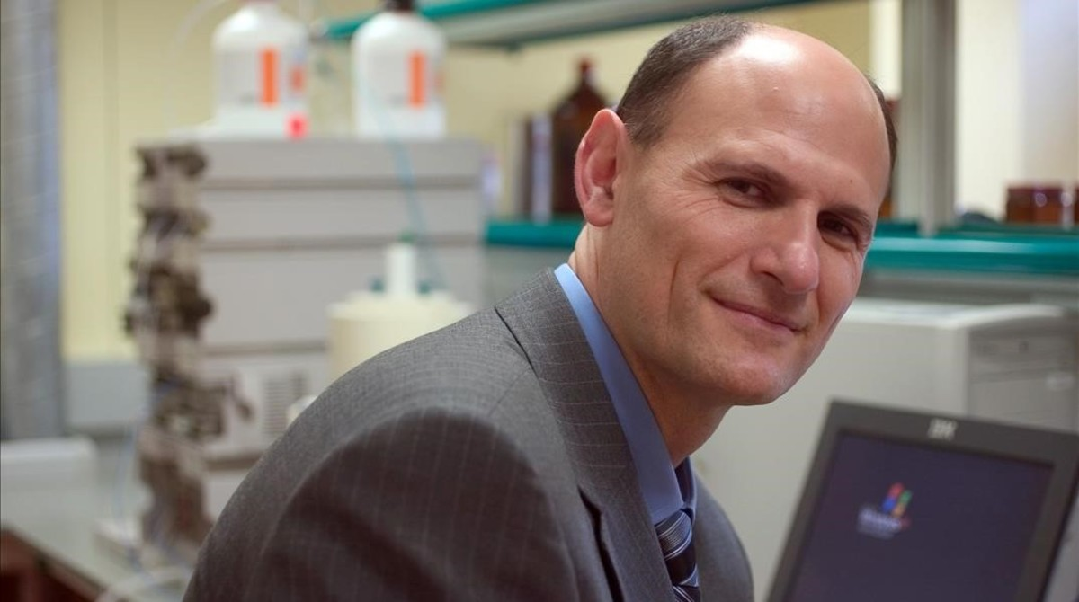 Juan Carlos Izpisúa, en una foto de archivo cuando estaba al frente del Centro de Medicina Regenerativa de Barcelona.