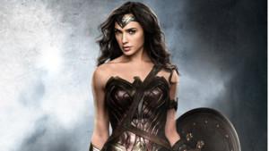 Gal Gadot, en una imagen promocional de Wonder Woman.