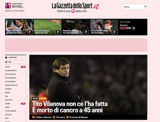 La prensa extranjera se hace eco de la muerte de Tito