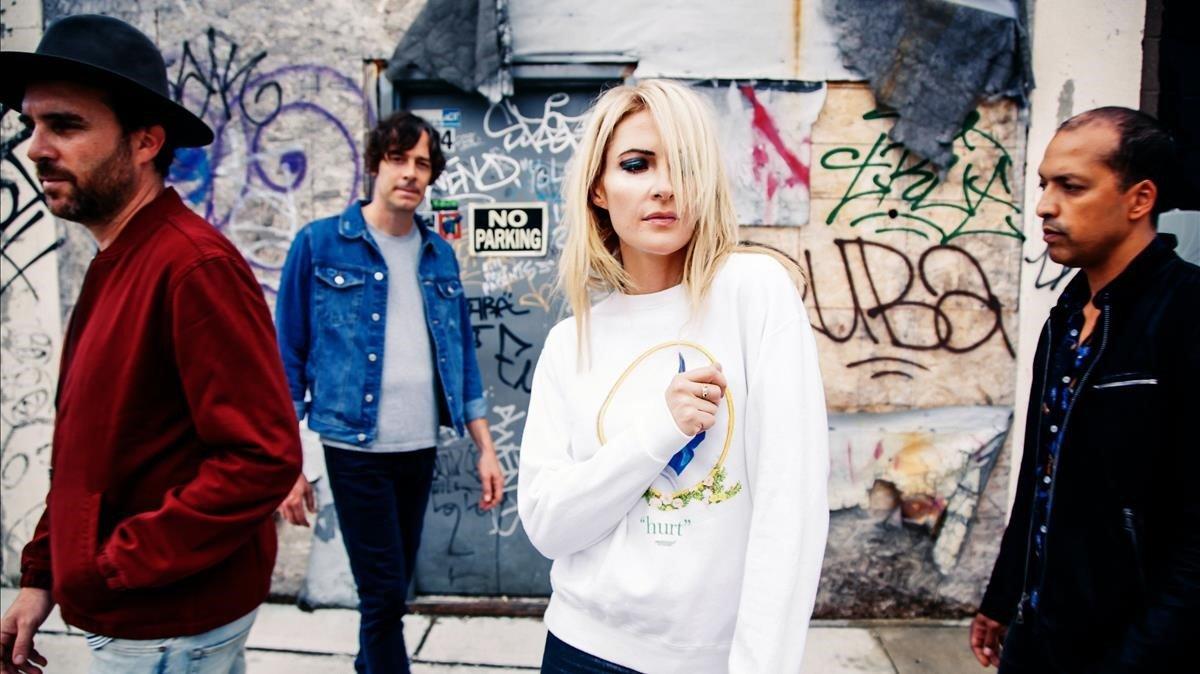 El grupo de música Metrictocará en la sala Bikini de Barcelona el próximo 11 de noviembre.