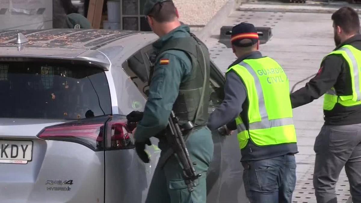 Operación de la Guardia Civil en colaboración con la Audiencia Nacional.