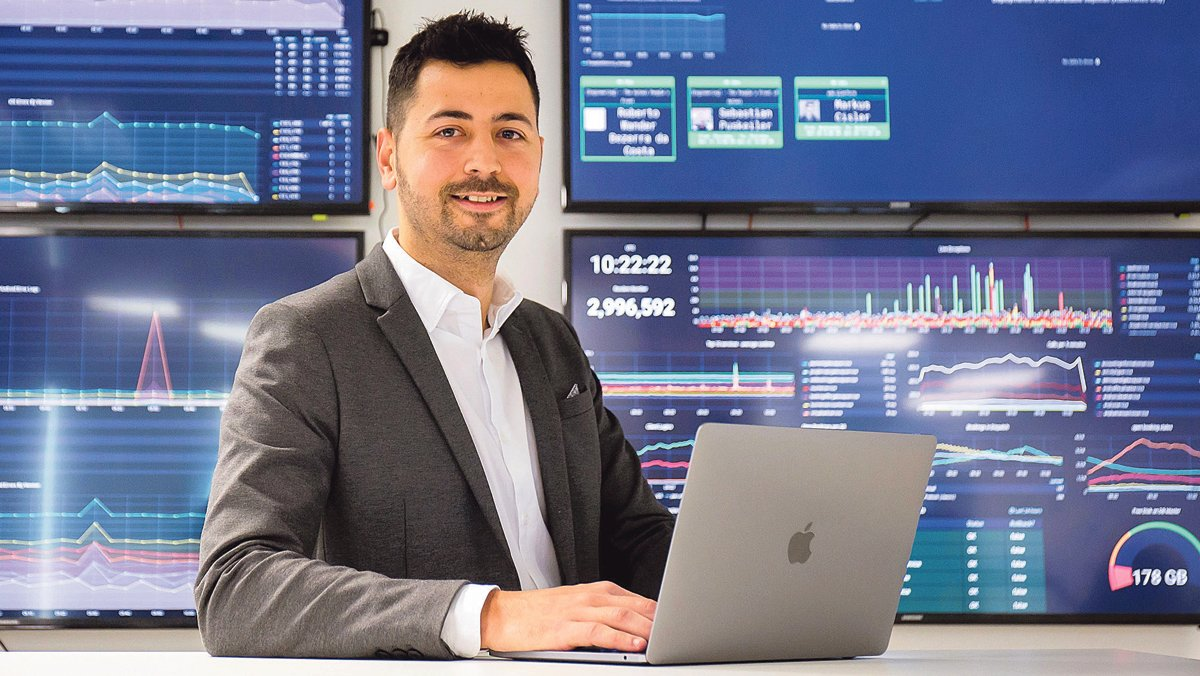Ignacio Agulló, 'sales manager' de Free Now.