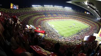 Hablando del 'Cant del Barça'