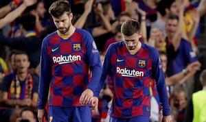 Una parella trencada en el Barça