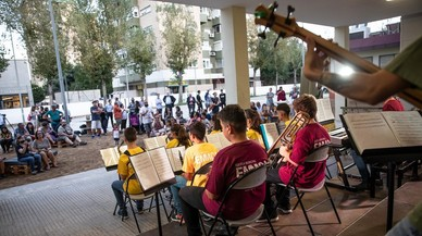 L'Hospitalet de Llobregat exporta su modelo de educación musical
