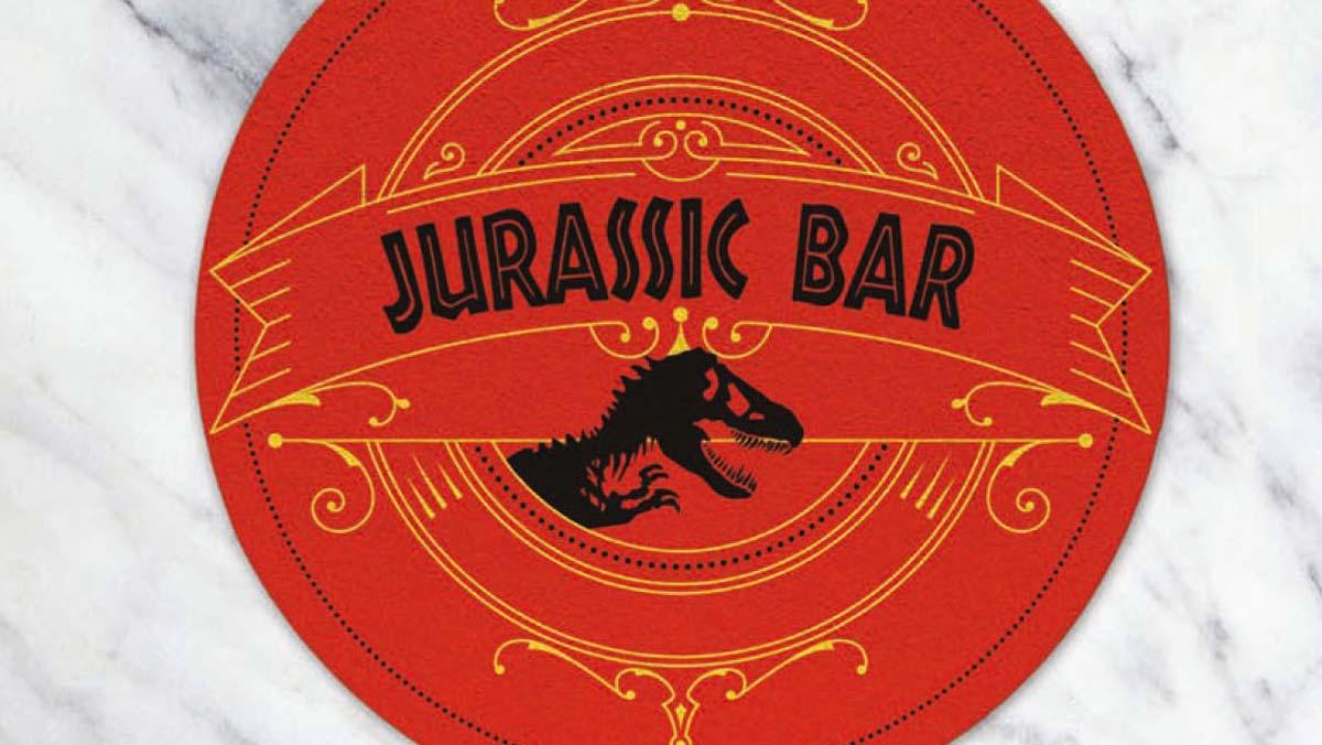Jurassic Bar - On Barcelona