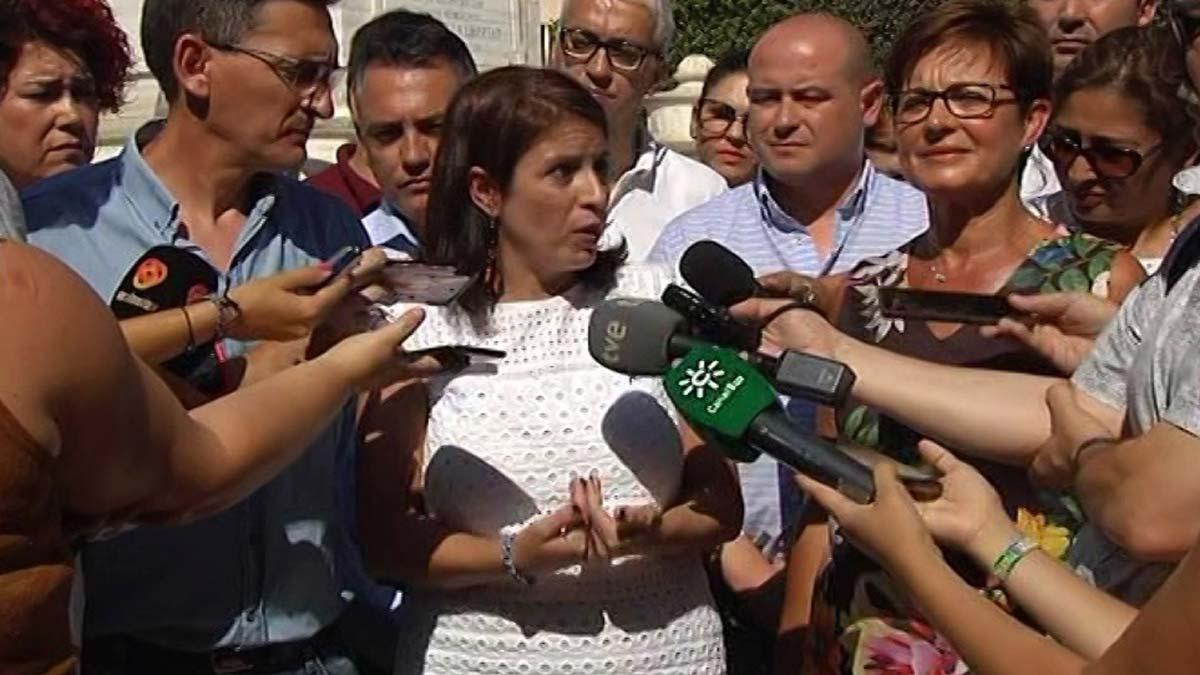 Lastra no entiende porqué Ciudadanos no apoya sacar los restos de Franco del Valle de los Caídos.