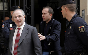 L'exdirector de l'FMI i exvicepresident del Govern Rodrigo Rato, l'abril passat.