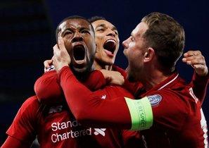 Lliçó de futbol del Liverpool