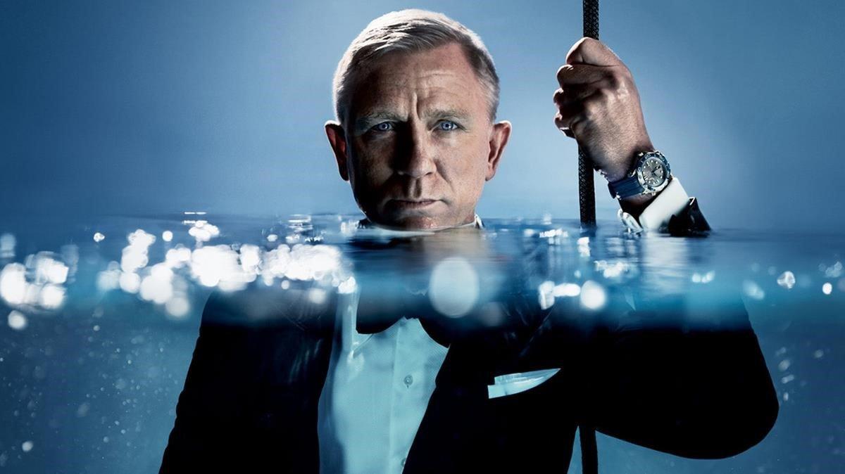 Daniel Craig sufrió un accidente durante el rodaje de