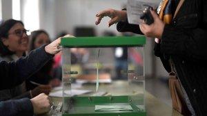 Los andaluces han votado este 2 de diciembre en una jornada que puede ser clave tambén en política nacional