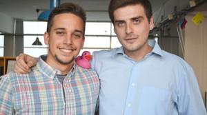 Xavi Rubis y Ángel Almendros capturan los momentos especiales de las bodas.