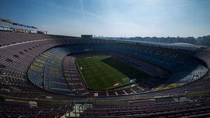 El Barça homenatjarà les víctimes del coronavirus amb 'El cant dels ocells'