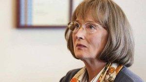 Meryl Streep, en un fotograma de la segunda temporada de 'Big little lies'