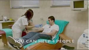 Sanidad alerta contra las campañas para donar médula ósea