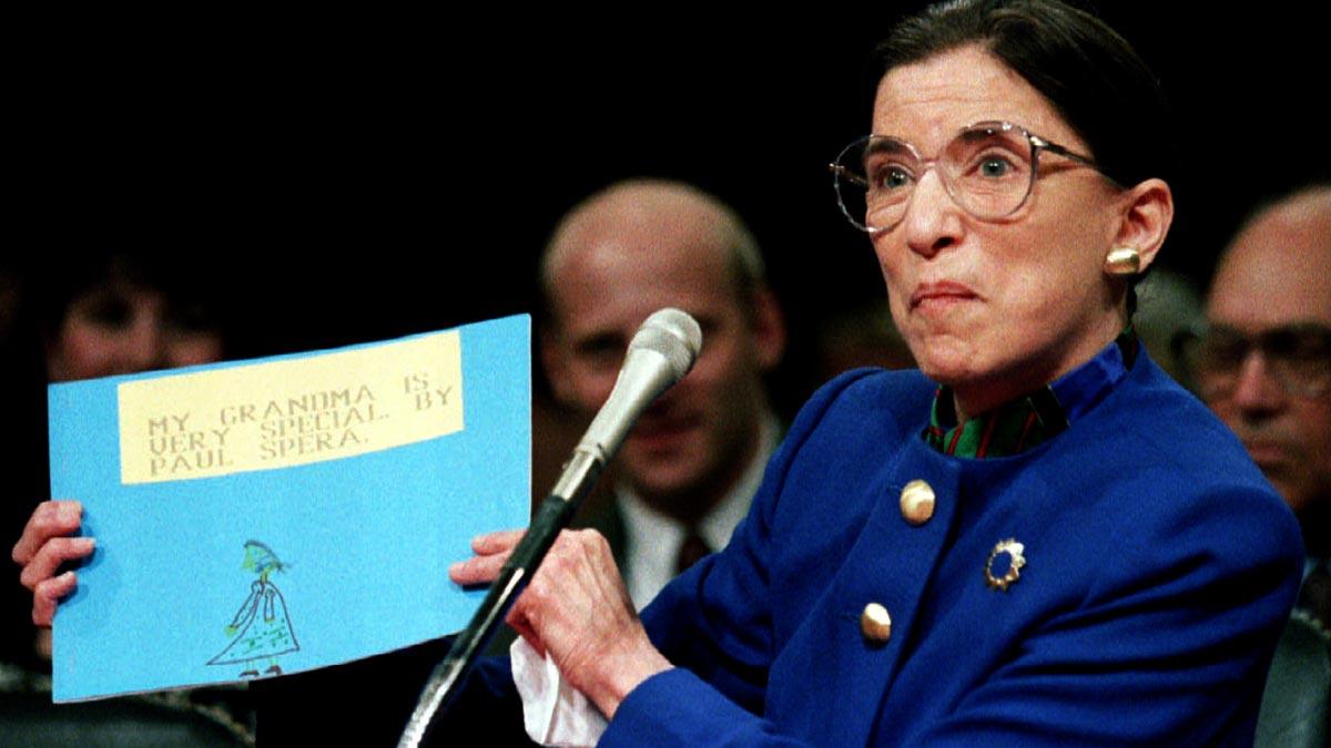 Murió Ruth Bader, la jueza que luchó por la igualdad de género