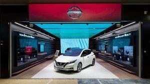 Nissan reinventa la experiencia de comprar un coche