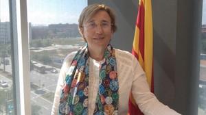 Olga Tomas ha decidido renunciar a dirigir la hacienda catalana.