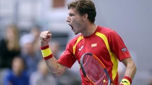 Pablo Carreño será el número 1 español en Belgrado.