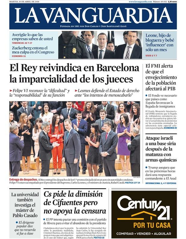Rajoy sacrificará a Cifuentes; políticos alemanes dudan de la justicia española