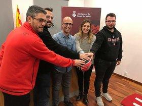 El Club Bàsquet Parets presenta el Torneo nacional 'Vila de Parets'.