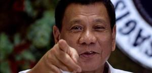 El presidente Rodrigo Duterte, en diciembre pasado.