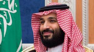 El príncipe heredero saudíMohamed bin Salman.