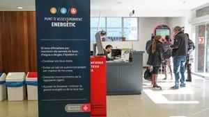 Punto de asesoramiento energético de Barcelona.