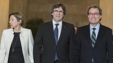 El Pacte pel Referèndum evitará avalar la vía unilateral del Govern