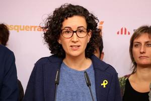 Marta Rovira: La cárcel de Oriol Junqueras es una ilegalización encubierta de ERC