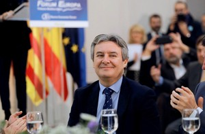 El Gobierno oficializa el nombramiento de Rubén Moreno como nuevo secretario de Estado de Relaciones con las Cortes