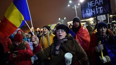 El despertar cívico de Rumanía