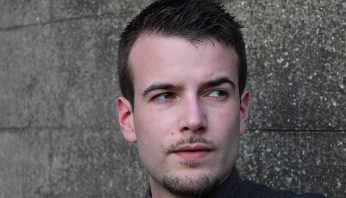 El músico británico Sam Kidel.