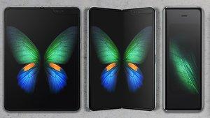 Galaxy Fold, el móvil plegable de Samsung.